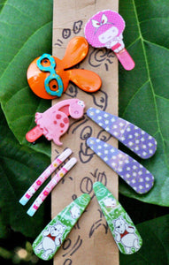 Cute Hair Accessories - Combo 15