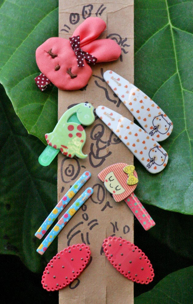 Cute Hair Accessories - Combo 16