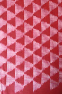 Woven Ikkat Cut ( Blouse ) Cotton Fabric