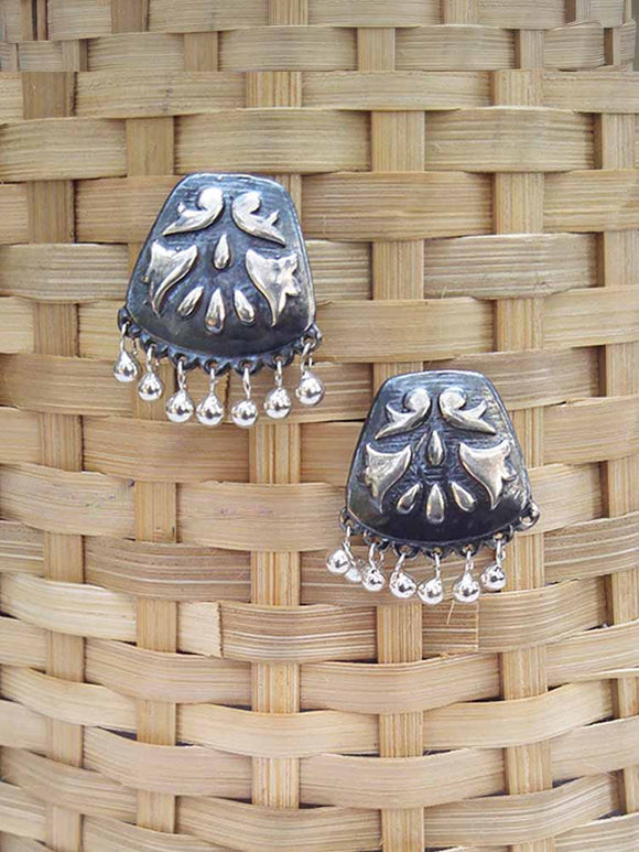 Designer Sterling Silver Earrings