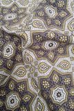 Ajrakh Block Printed Cotton Cut Fabric