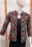 Kalamkari Block Printed Jacket