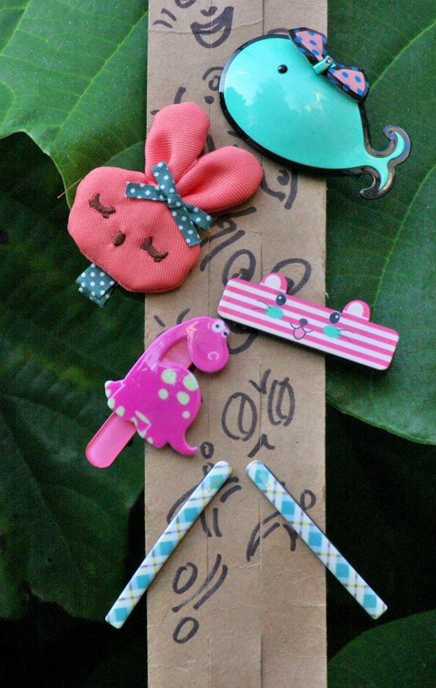 Cute Hair Accessories - Combo 19