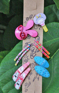 Cute Hair Accessories - Combo 20