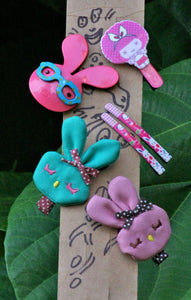 Cute Hair Accessories - Combo 21