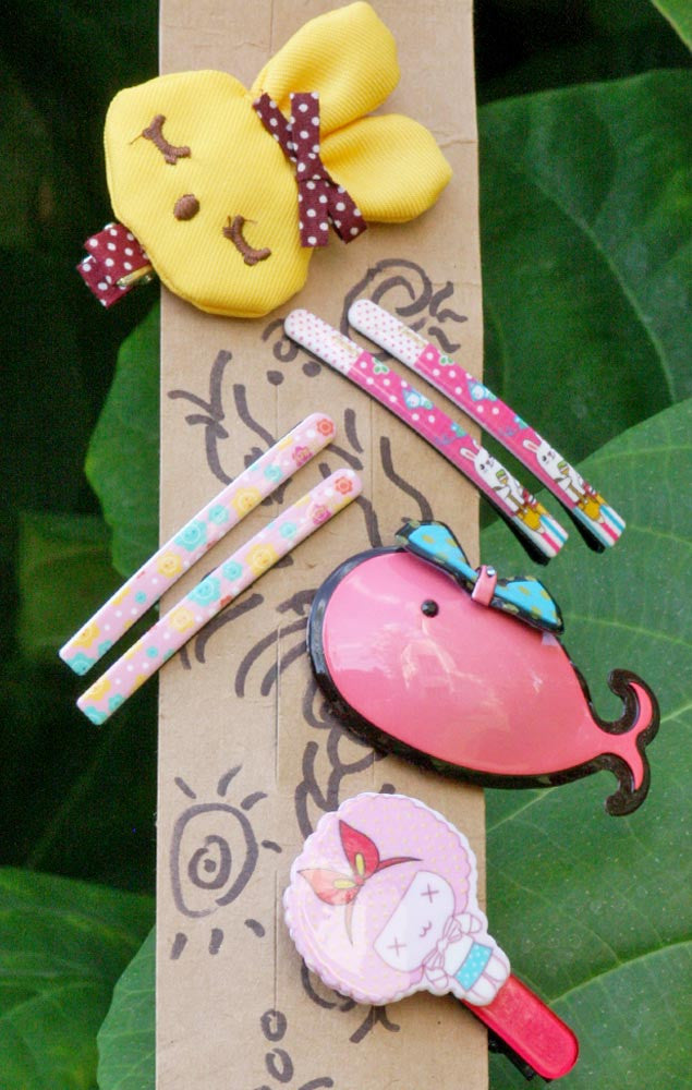 Cute Hair Accessories - Combo 1
