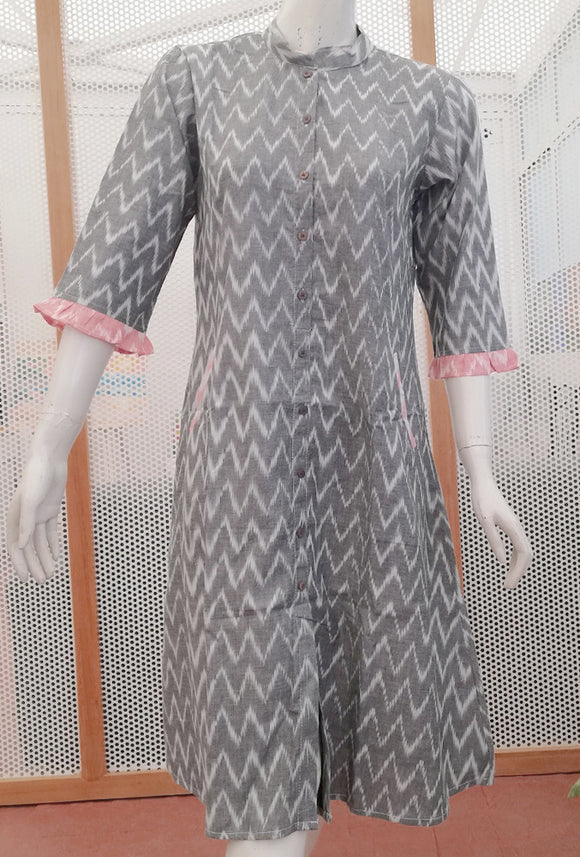 Elegant Cotton dress