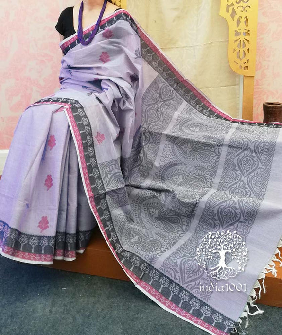 Elegant Woven Cotton saree