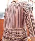Elegant Woven Cotton dress