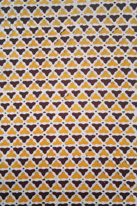 Hand crafted Batik Cotton Running Fabric