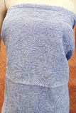 Hand Embroidered Full Front Jaal Chikankari work Kota Doria fabric