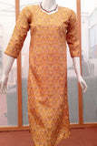 Elegant Bangalore Silk  Long Kurta