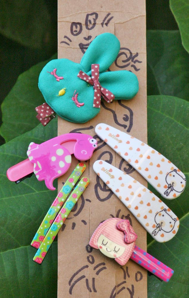 Cute Hair Accessories - Combo 2