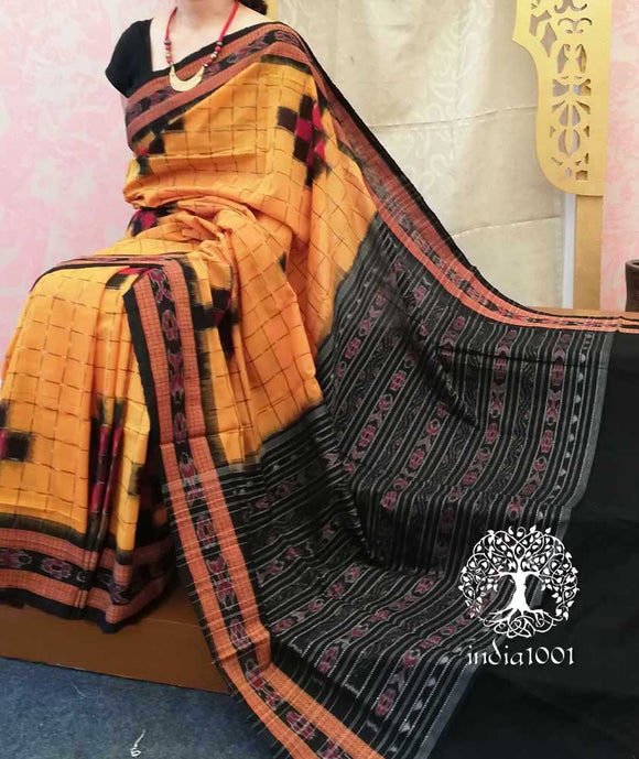 Elegant Bichitrapuri Cotton Saree ( without BP)