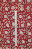 Hand Block Printed Cotton Cut Fabric