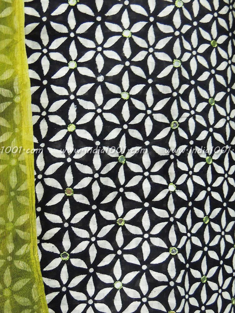 Beautiful Cotton Unstitched Suit fabric