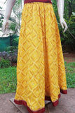 Stunning Kalidaar Cotton long skirt