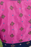 Beautiful Mashru Silk Fabric Blouse with Kutch Work Embroidery- size 40