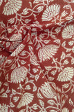 Bagru Block Printed Running Cotton Fabric