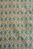 Ikkat Silk Cotton Fabric