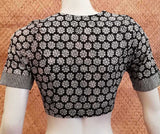 Block Printed  Cotton Blouse -  Size  - 38 , 40 , 42