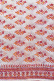 Hand Block Printed Kota Doria (Cotton) Running Fabric