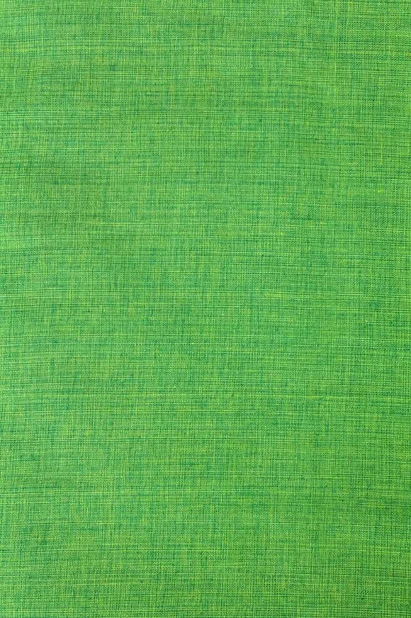 Woven Running Handloom Cotton Fabric