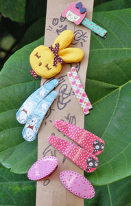 Cute Hair Accessories - Combo 6