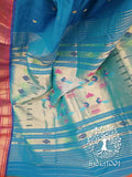 Beautiful woven Paithani Cotton Saree