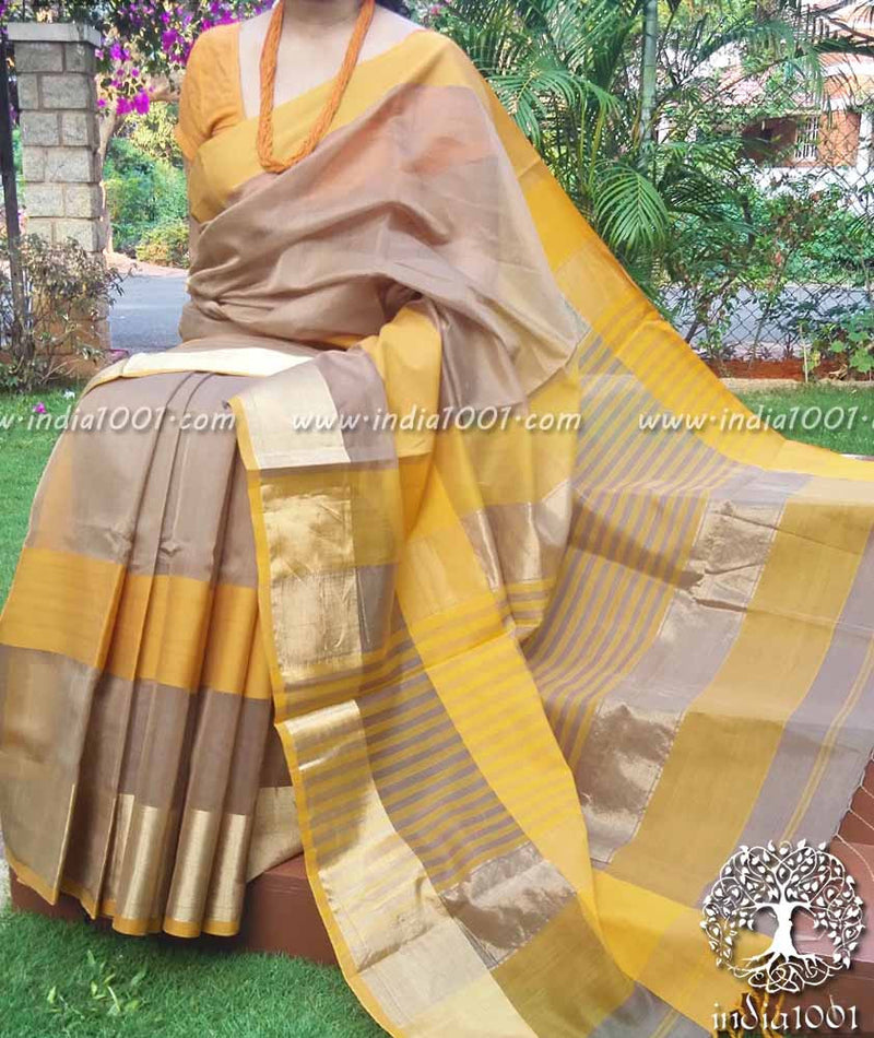 Beautiful Woven Maheshwari Saree