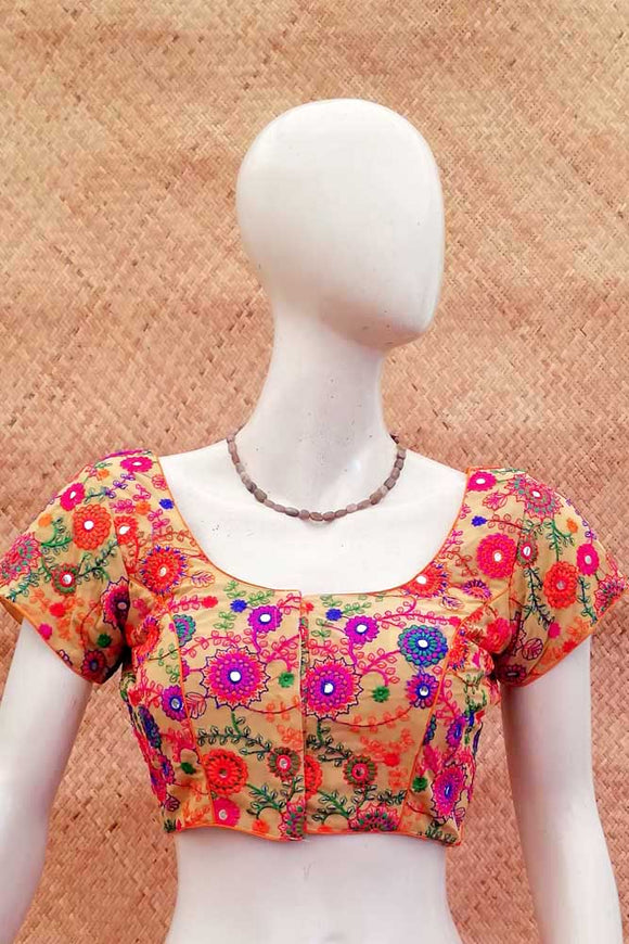 Beautiful Embroidery Blouse
