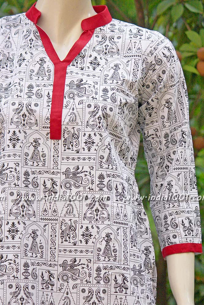 Gorgeous cotton kurta