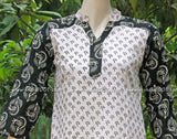 Gorgeous block printed kurta