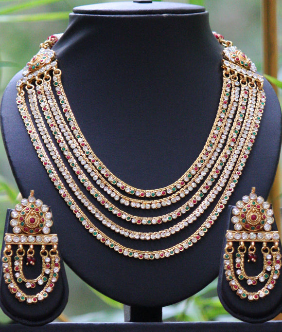 Royal Necklace set