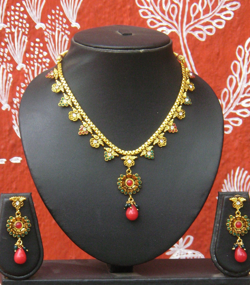 Delicate Designer Necklace Set