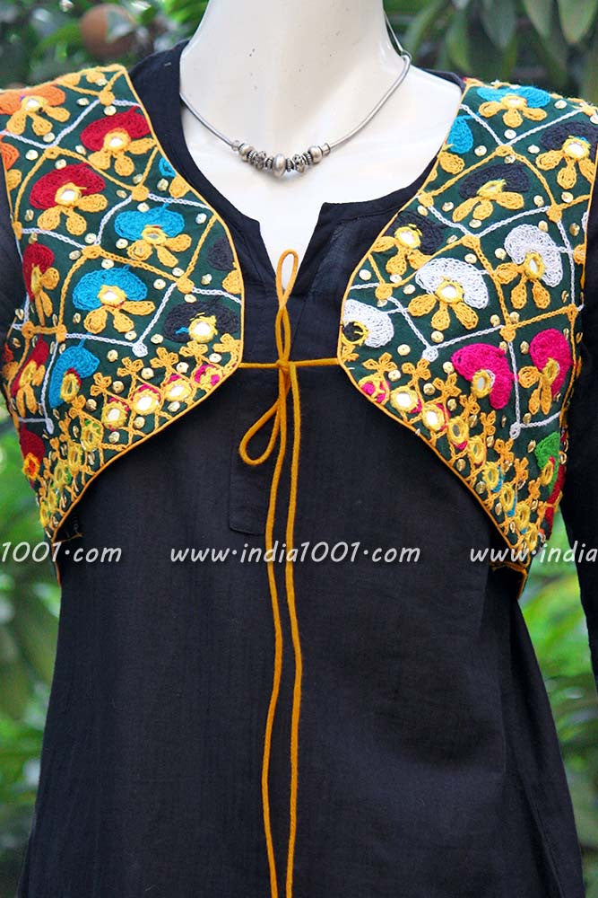 Kutch Embroidered Jacket