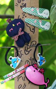 Cute Hair Accessories - Combo 23