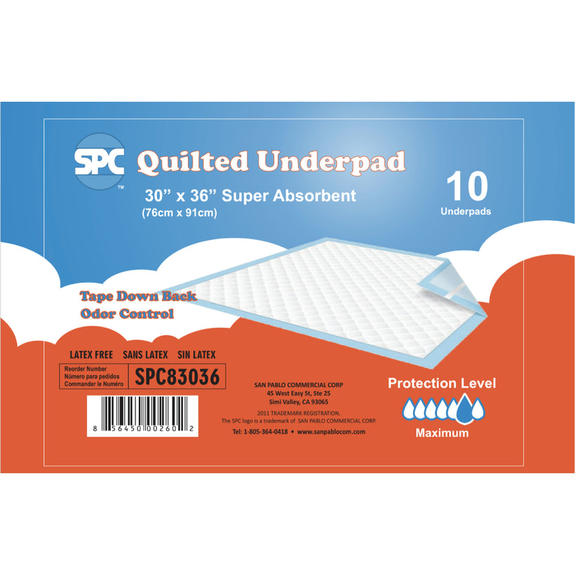 Recurring Subscription for SPC Disposable Bed Underpads