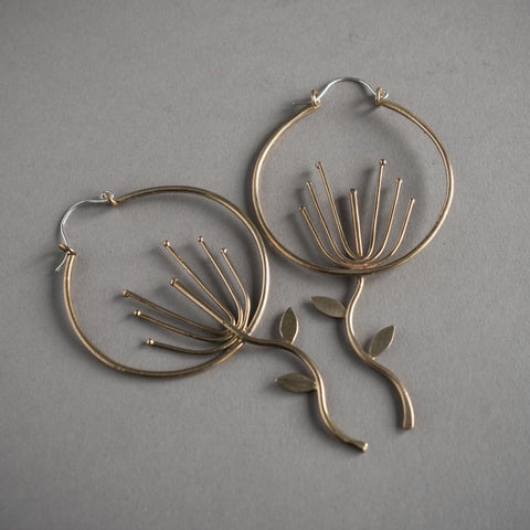 Laura Estrada Contour Earrings