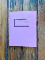 Risotto Studio Pink notebook
