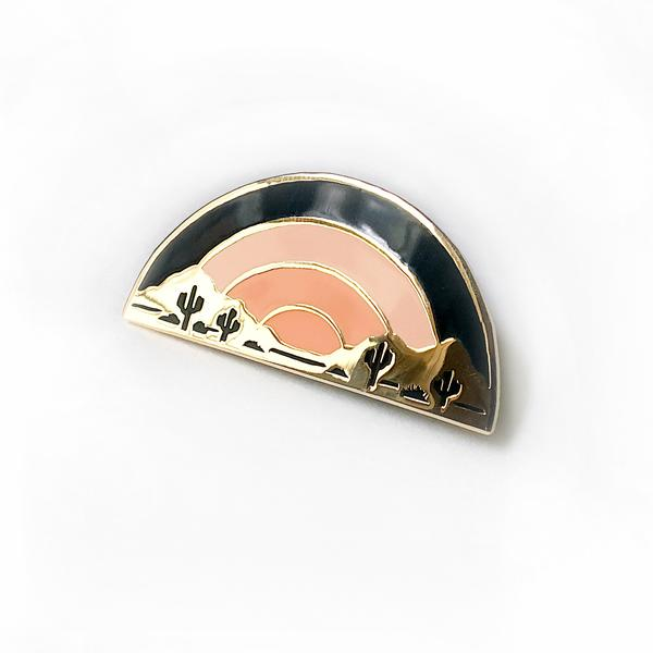 Eradura Sundown Pin