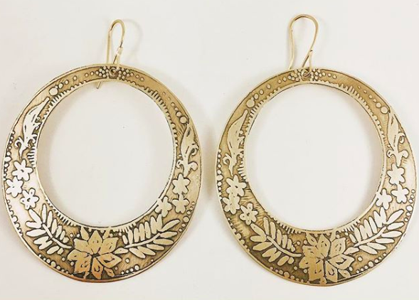 Serpentine and Fair Heidi Hoops