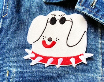 Kristina Micotti Cool Dog Patch