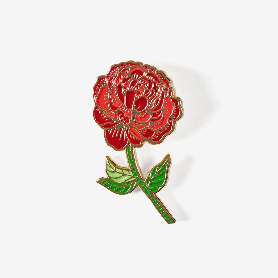 good twin rose pin