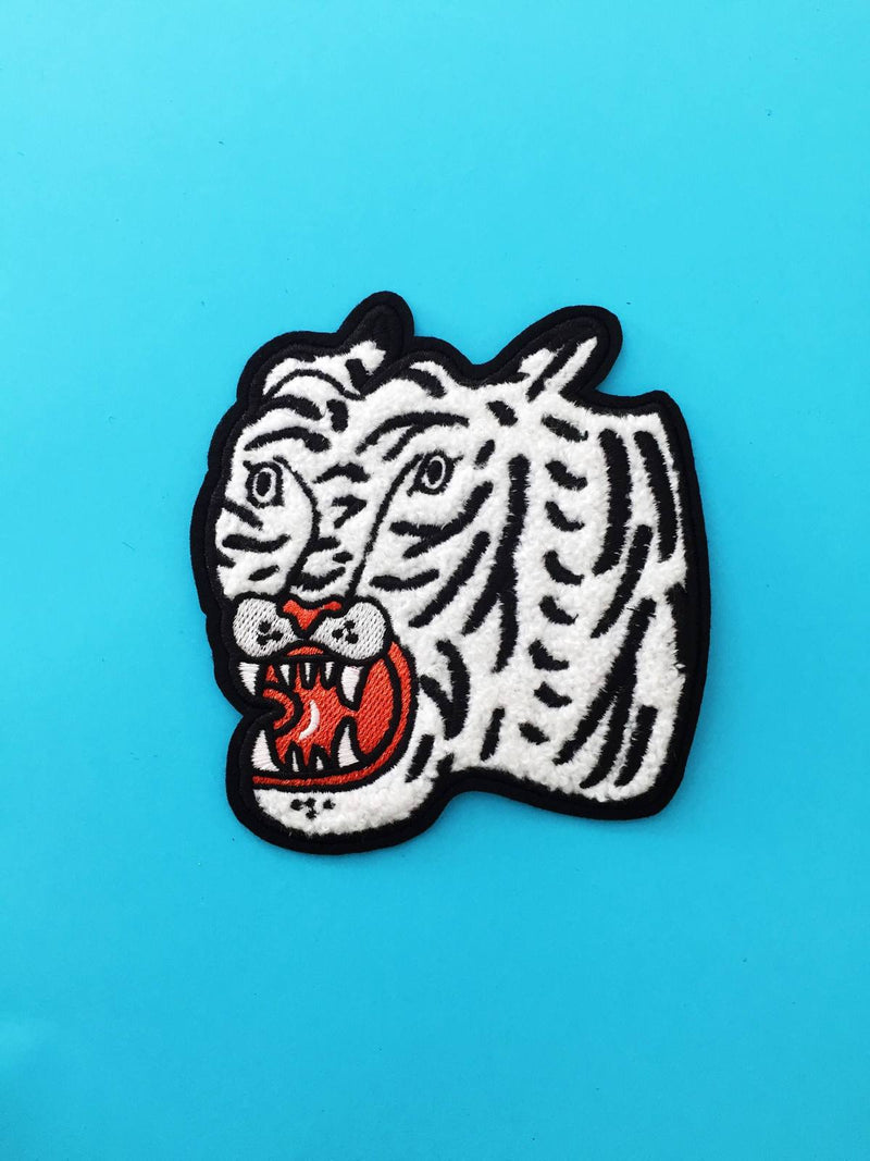 Kristina Micotti White Snake Patch