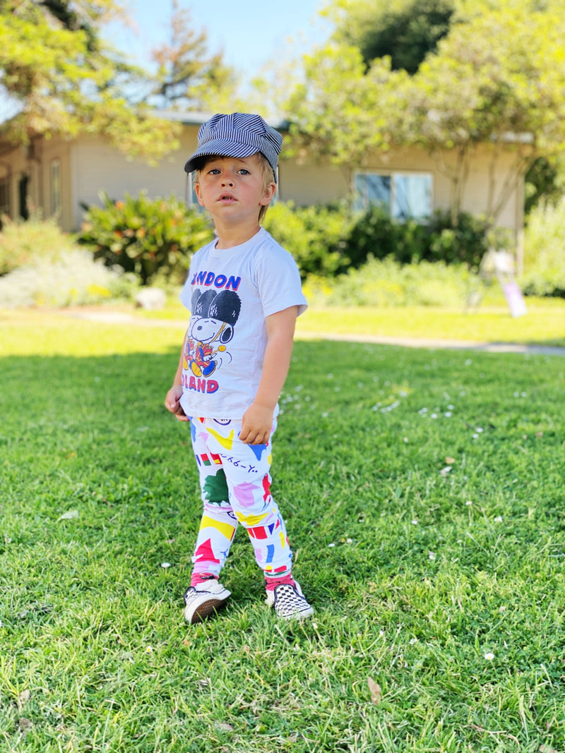 Kids Legging Cheetah Spot