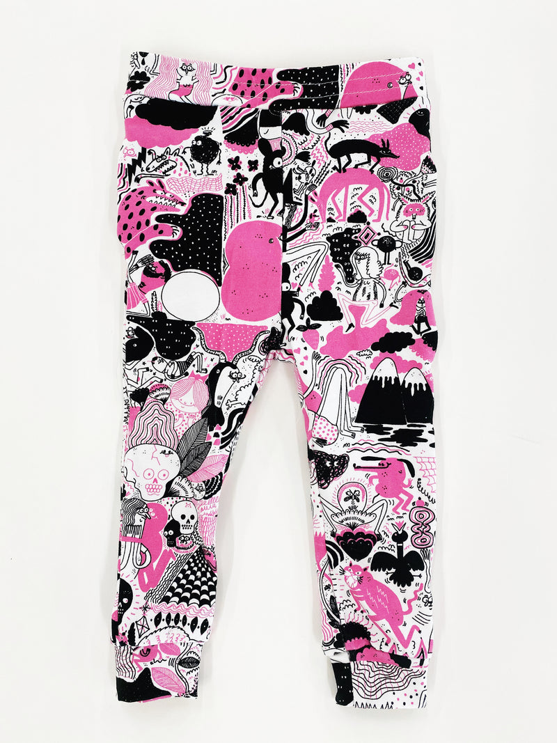 Kids Legging Pride Tiger