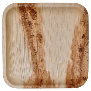 areca palm leaf plate