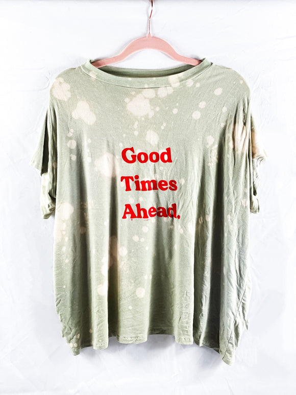 Good Times Ahead Tee