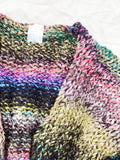The Frumpy Rainbow Cardigan